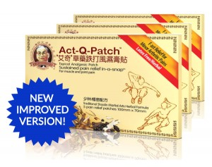 Act-Q-Patch Value Package